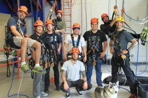 Training group photo PAC 24