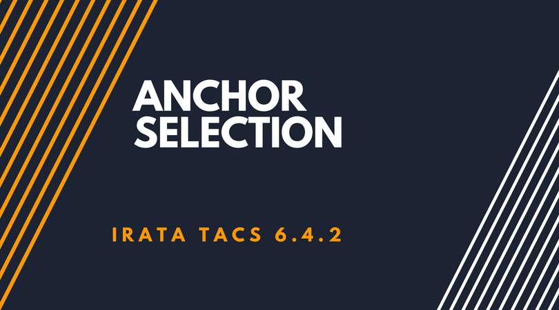 Anchor Selection