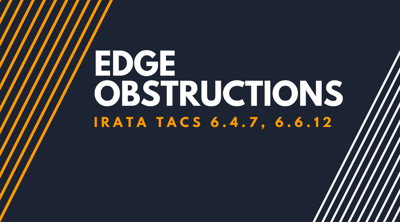 Edge Obstructions