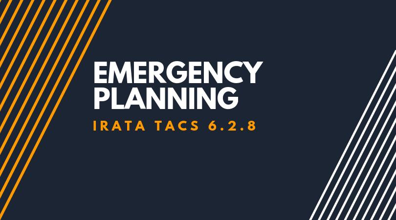 Emergency Planning-1
