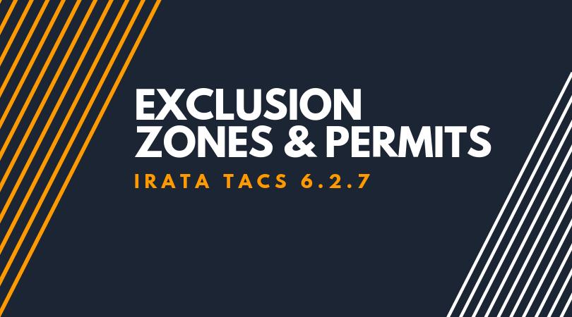 Exclusion Zones-1