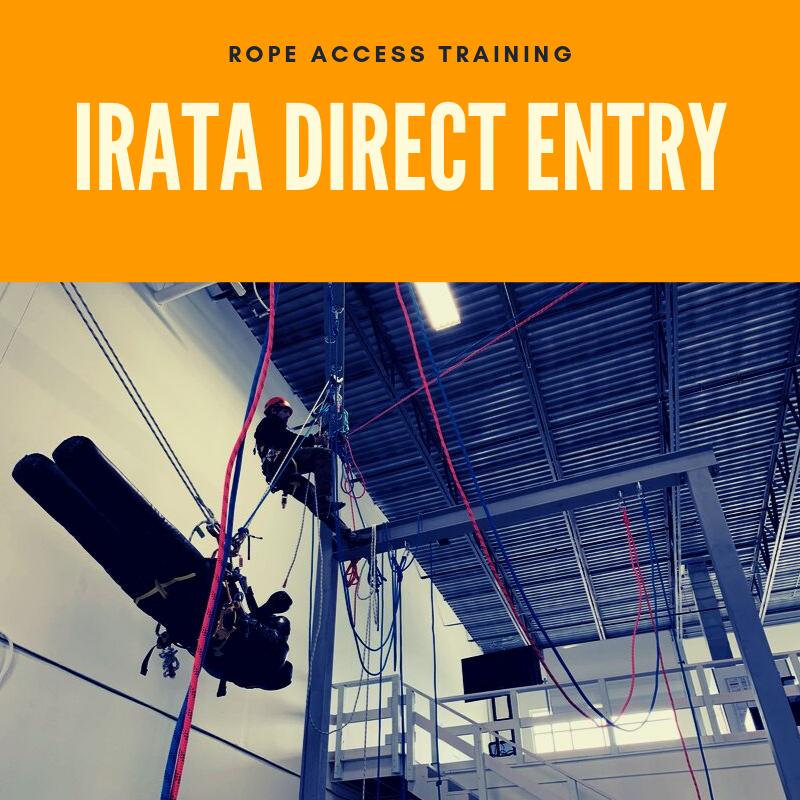 IRATA Direct Entry-2