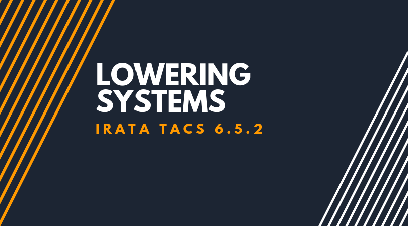 Lowering Systems (1)
