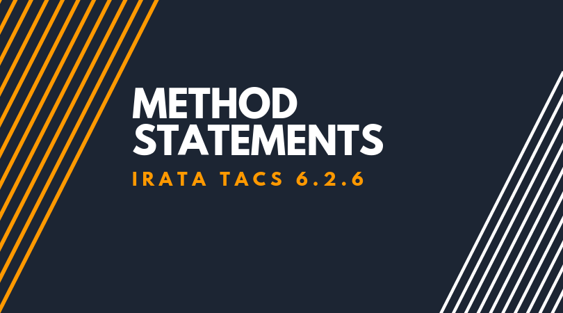 Method Statements-1