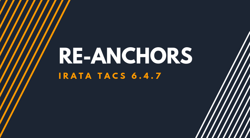Re-anchors 6.4.7