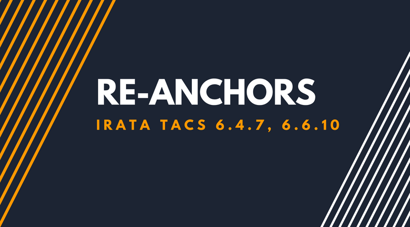 Re-anchors