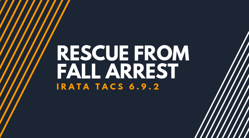 Rescue from Fall Arrest