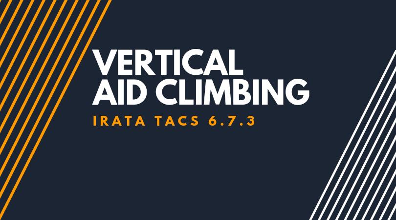 Vertical Aid Climbing