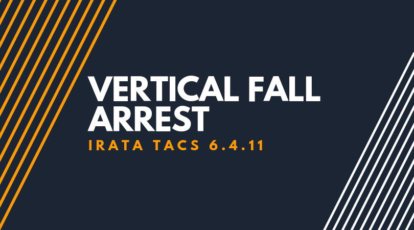 Vertical Fall Arrest