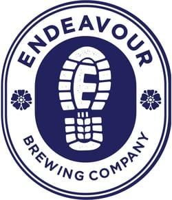 EndeavourBrewingLogo - Inverse