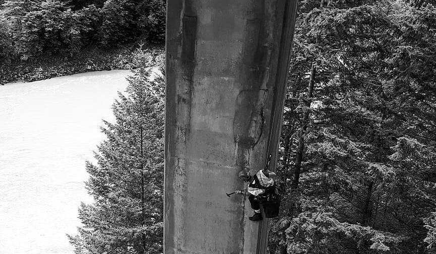 Alexandra Bridge Concrete 07 2018 4_BW-1